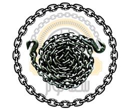 زنجیر قلاب دار شاخ دار